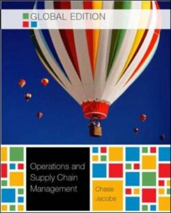 Portada del libro Operations and Supply Chain Management-ISBN 9780071289