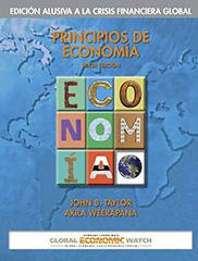 PORTADA DEL LIBRO ECONOMÍA ISBN 9781111340728