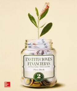 Portada del libro Instituciones financieras ISBN 9781456223830