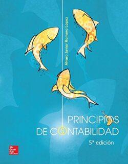 PORTADA DEL LIBRO PRINCIPIOS DE CONTABILIDAD - ISBN 9781456223953
