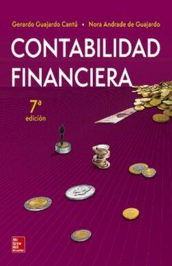 PORTADA DEL LIBRO CONTABILIDAD FINANCIERA - ISBN 9781456260958