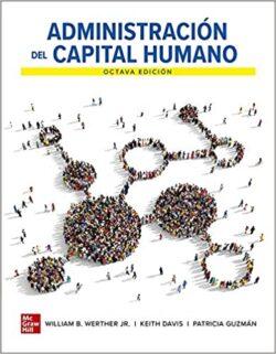 PORTADA DEL LIBRO ADMINISTRACIÓN DEL CAPITAL HUMANO - ISBN 9781456272265