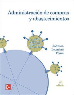 Portada del libro Administraciòn de Compras y Abastecimiento-ISBN 9786071507587