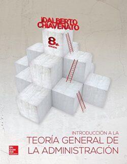 PORTADA DEL LIBRO INTRODUCCIÓN A LA TEORÍA GENERAL DE LA ADMINISTRACIÓN - ISBN 9786071509802