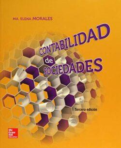 PORTADA DEL LIBRO CONTABILIDAD DE SOCIEDADES - ISBN 9786071509833