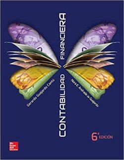 PORTADA DEL LIBRO CONTABILIDAD FINANCIERA - ISBN 9786071510013