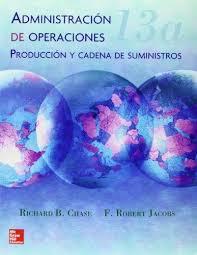 Portada del libro Administraciòn de Operaciones-ISBN 9786071510044