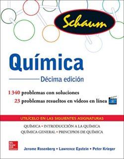 PORTADA DEL LIBRO QUÍMICA ISBN 9786071511478