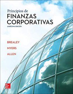 Portada del libro de Finanzas corporativas- ISBN 9786071513120