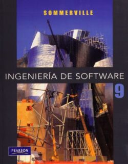 Portada del libro Ingenierìa de software - ISBN 9786073206037
