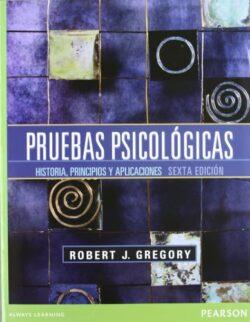 Portada del libro de Pruebas Psicológicas - ISBN 9786073208642
