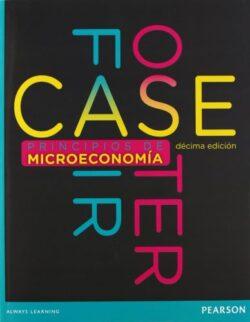 PORTADA DEL LIBRO MICROECONOMÍA ISBN 9786073212397