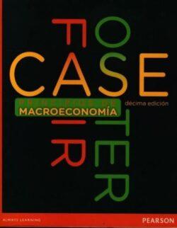 Portada del libro de Principios de macroeconomía - ISBN 9786073213677