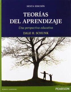 Portada del libro Teorías del aprendizaje- ISBN 9786073214759