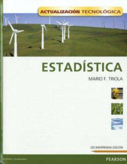Portada del libro de estadística - ISBN 9786073217682