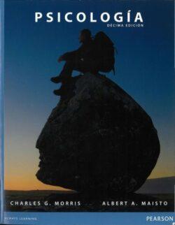 Portada del libro Psicología - ISBN 9786073221368