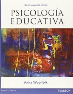 Portada del libro Psicología educativa - ISBN 9786073227308