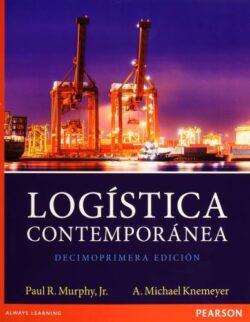 Portada del libro Logìstica Contemporànea-ISBN 9786073232975