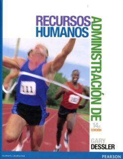 PORTADA DEL LIBRO ADMINISTRACIÓN DE RECURSOS HUMANOS ISBN 9786073233118