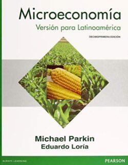 Portada del libro Microeconomía versión para latinoaméricana - ISBN 9786073233323