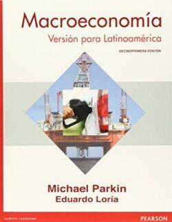 Portada del libro de Macroeconomía versión para latinoamérica- ISBN 9786073233408 -