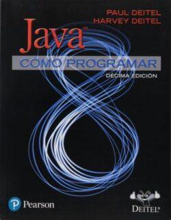 PORTADA DEL LIBRO JAVA - CÓMO PROGRAMAR ISBN 9786073238021
