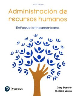 PORTADA DEL LIBRO ADMINISTRACIÓN DE RECURSOS HUMANOS ISBN 9786073241014