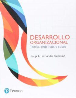 PORTADA DEL LIBRO DESARROLLO ORGANIZACIONAL ISBN 9786073241571