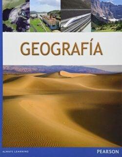 PORTADA DEL LIBRO GEOGRAFÍA ISBN 9786074420111