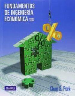 Portada del libro de fundamentos de ingeniería económica - ISBN 9786074422207