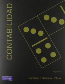 Portada del libro de contabilidad - ISBN 9786074426960