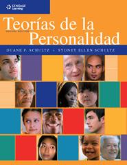 Portada del libro Teorìas de la personalidad - ISBN 9786074810066