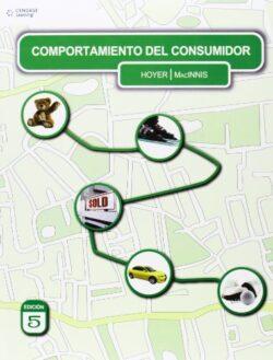 Portada del libro Comportamiento del consumidor - ISBN 9786074812336