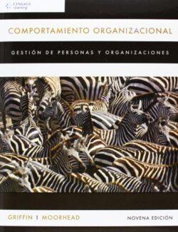 Portada del libro Comportamiento organizacional ISBN 9786074812701
