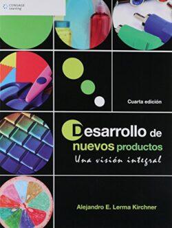 Portada del libro Desarrollo de nuevos productos - ISBN 9786074813203