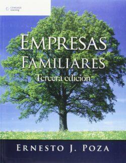 Portada del libro Empresas familiares ISBN 9786074814972