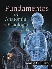 PORTADA DEL LIBRO FUNDAMENTOS DE ANATOMÍA Y FISIOLOGÍA ISBN 9786074816167