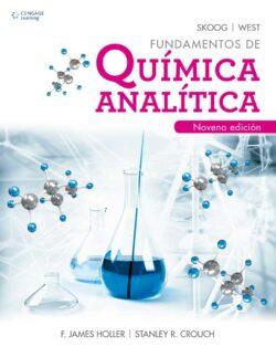 PORTADA DEL LIBRO FUNDAMENTOS DE QUÍMICA ANALÍTICA ISBN 9786075193779