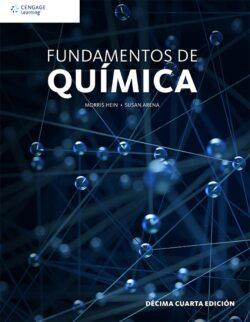 PORTADA DEL LIBRO FUNDAMENTOS DE QUÍMICA ISBN 9786075220208