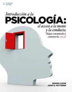 Portada de libro Introducciòn a la psicologìa - ISBN 9786075220260