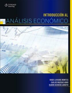 PORTADA DEL LIBRO INTRODUCCIÓN AL ANÁLISIS ECONÓMICO ISBN 9786075224572