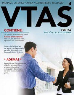 Portada del libro VTAS ISBN 9786075224619