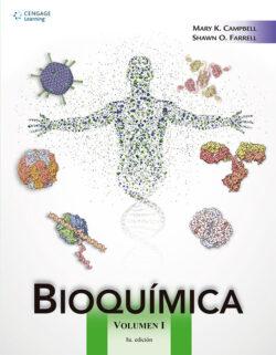 PORTADA DEL LIBRO BIOQUÍMICA VOLUMEN 1 ISBN 9786075224886