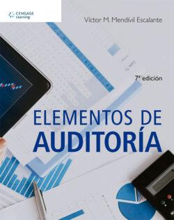 PORTADA DEL LIBRO ELEMENTOS DE AUDITORIA ISBN 9786075224923