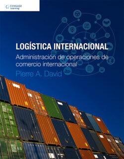 Portada del libro Logìstica Internacional-ISBN 9786075224930