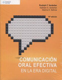 PORTADA DEL LIBRO COMUNICACIÓN EFECTIVA EN LA ERA DIGITAL ISBN 9786075225142
