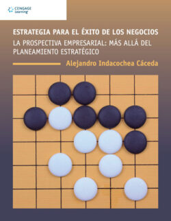 Portada del libro Estrategia para el éxito de los negocios ISBN 9786075228174