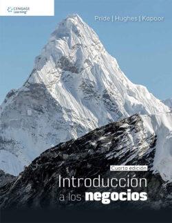 Portada del libro Introducción a los negocios ISBN 9786075228693