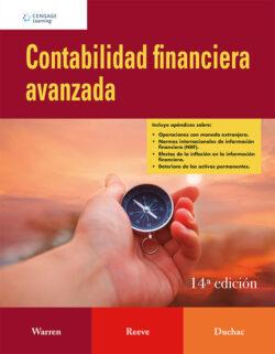 Portada del libro de Contabilidad financiera avanzada - ISBN 9786075260006