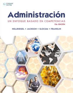 Portada del libro Administración: un efoque basado en competencias ISBN 9786075263014